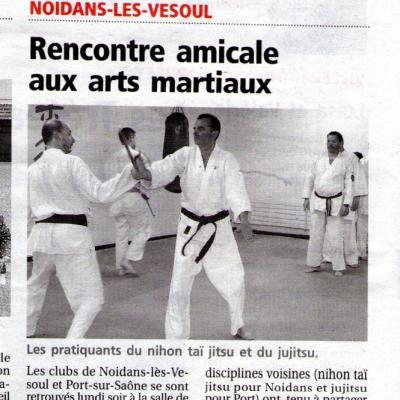 2014 PV entraînement avec Port-sur-Saône