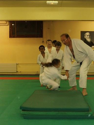 Aikido_Entrainement_Section_Enfants