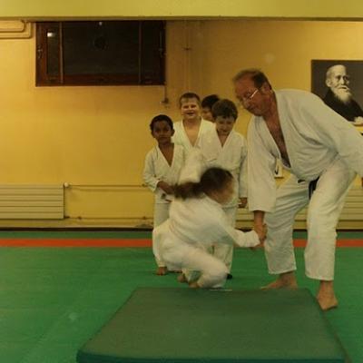 Année 2012 - Aïkido Enfants