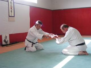 Aikido_RemiseGradeNiDan_Christian