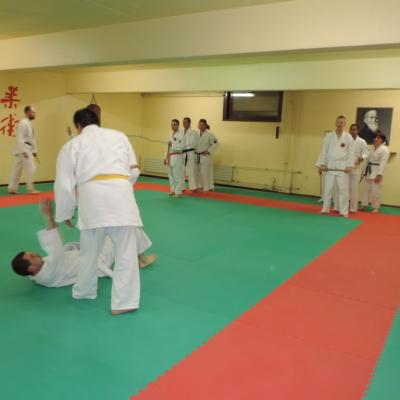 entraînement collectif NTJ