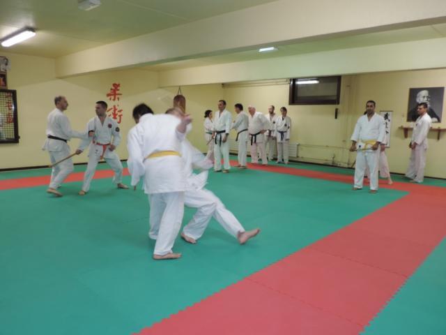 entraînement collectif NTJ 2