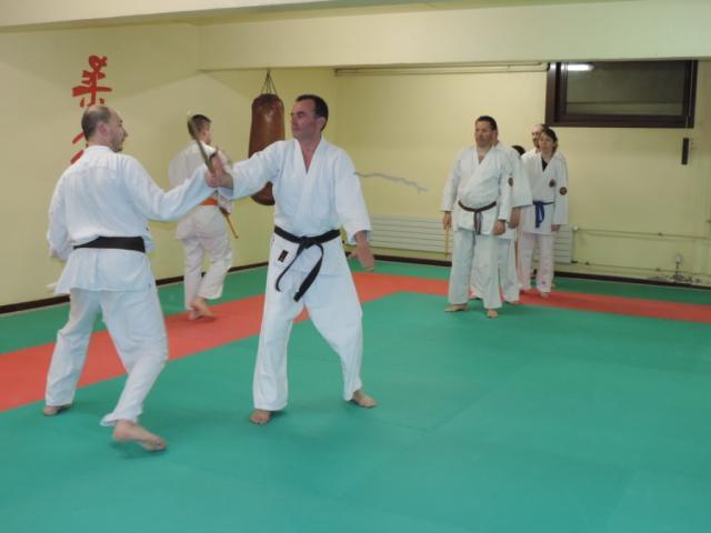 entraînement collectif NTJ 3