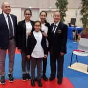 Stage d'arbitrage à Chevigny-St-Sauveur pour les karatekas