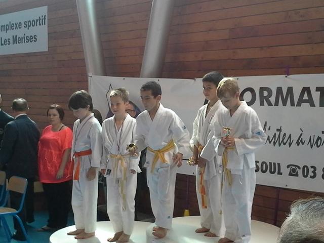 kimono d'or Luxeuil (1)