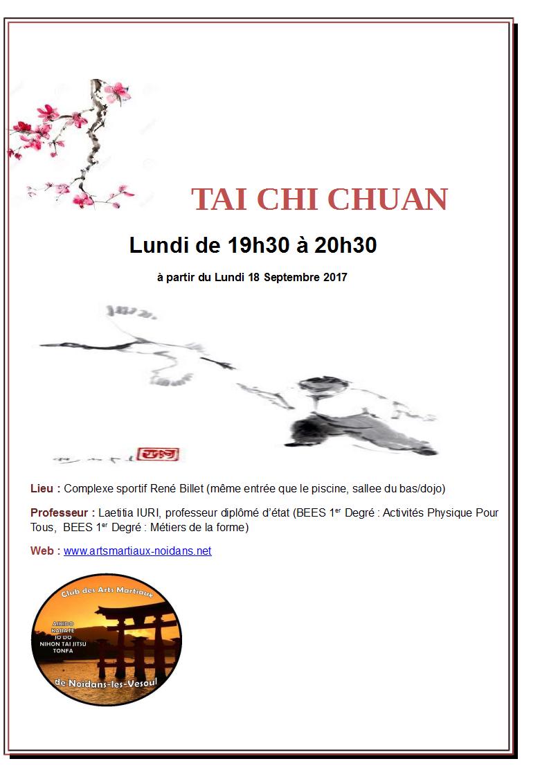 Tai chi chuan 1